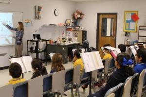 Choir Room
